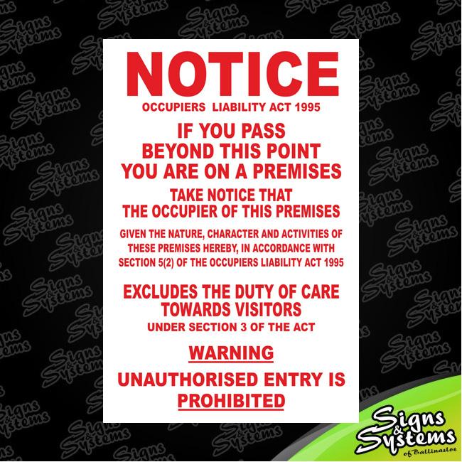 liability towards