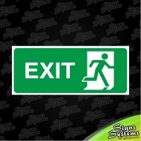 Workshop Signs/Exit Right