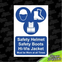 Construction Signs/Safety Gear