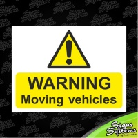 Workshop Signs/Moving Vehicles