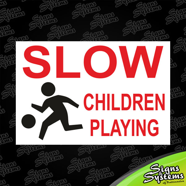 Slow: Children Playing
